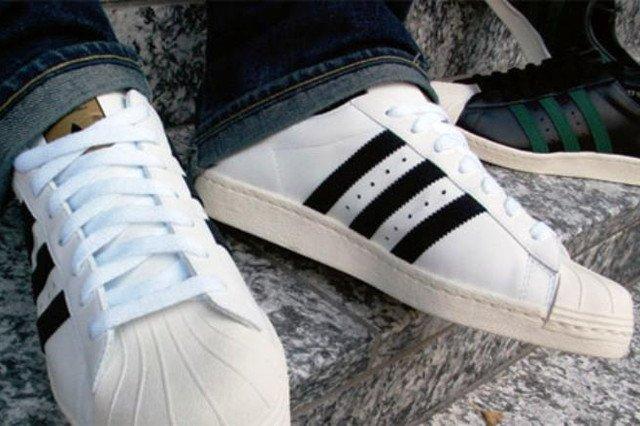Adidas Superstar 1 Vs 2