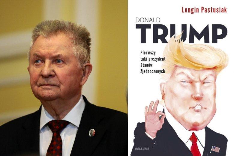 Najnowsza książka prof. Longina Pastusiaka to klucz do zrozumienia nie tylko osobowości Donalda Trumpa, ale też przemian społecznych dokonujących się w amerykańskim społeczeństwie
