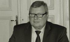 W wieku 62 lat zmarł urzędnik Andrzej Białas