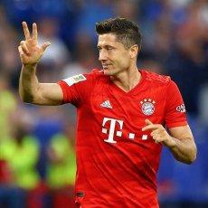 Lewandowski gra w Bayernie od pięciu lat.