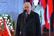 Jarosław Kaczyński przemówił na zakończenie Marszu Pamięci