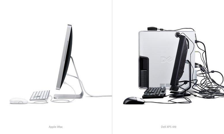 iMac vs Dell XPS 410