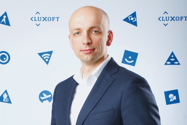 Przemysław Berendt, wiceprezes Luxoft