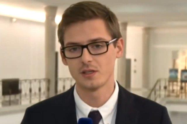 Bartłomiej Maślankiewicz jest kolejnym dziennikarzem, który przechodzi do TVP. Wcześniej pracował w TV Republika.