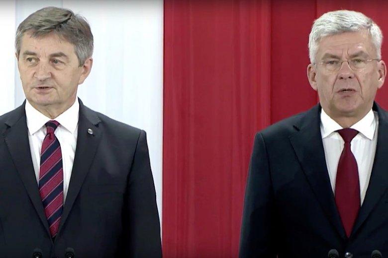 Zgromadzenie Narodowe w 550-lecie polskiego parlamentaryzmu.