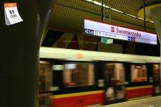 Druga nitka warszawskiego metra ruszyła w 2015 roku