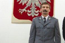 Byli i obecni policjanci pomagają rodzinie generała Kazimierza Szwajcowskiego.
