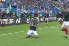 Kylian Mbappe przyćmił Leo Messiego w meczu Francja - Argentyna.