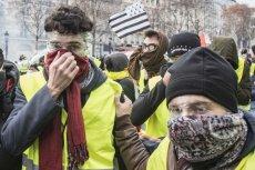 Protesty we Francji mogą być na rękę Kremlowi