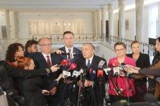 Liderzy sześciu ugrupowań zapowiedzieli współpracę przeciwko PiS.