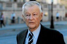 Zbigniew Brzeziński był gościem honorowym na filmie o sobie