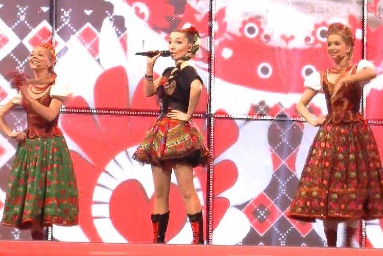 Cleo swoim występem zagwarantowała miejsce w finale Eurowizji