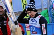 Kamil Stoch podsumował swój występ w Innsbrucku.