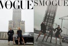 Okładka Vogue Polska inspiruje nawet działaczy walczących o czyste powietrze.