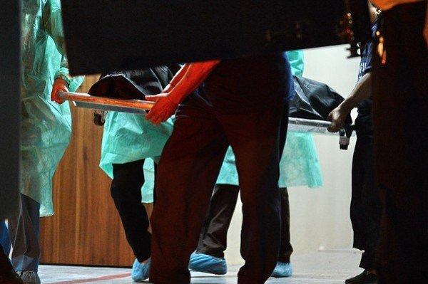 ofiara gwałtu po dwóch tygodniach zmarła w szpitalu