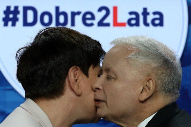 Nowym premierem nie zostanie Jarosław Kaczyński. Stanowiska nie utrzyma Beata Szydło.