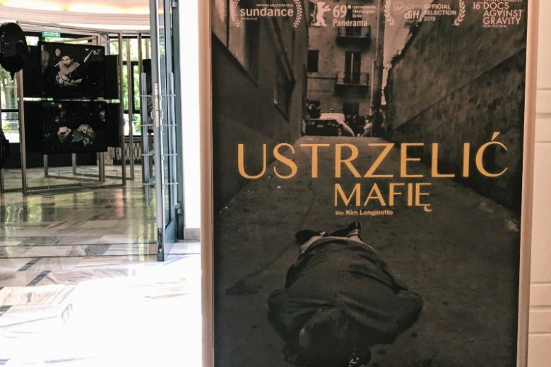"""Dokument """"Ustrzelić mafię"""" miał swoją premierę na Festiwalu Filmowym Sundance na początku 2019 roku"""