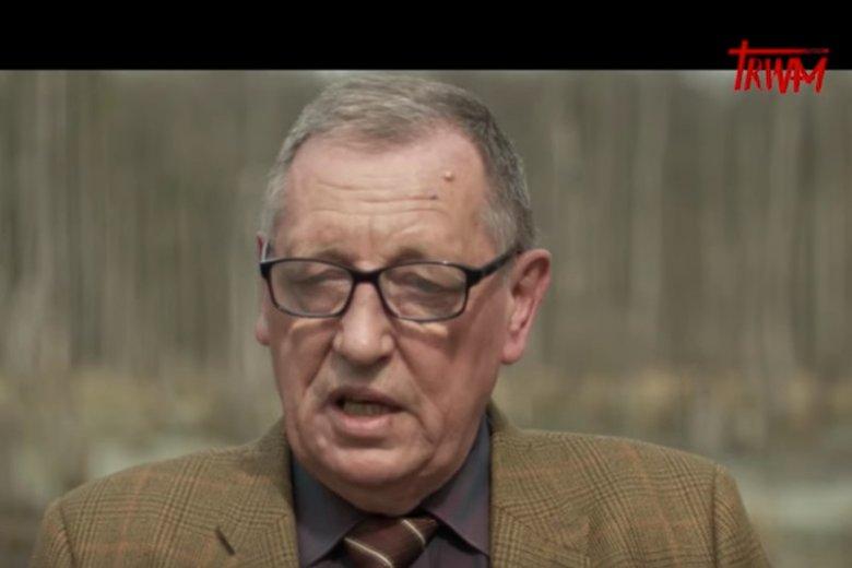 Screen z filmu dokumentalnego Fundacji Wsparcia Rolnika Polska Ziemia, który pokazała TV Trwam.