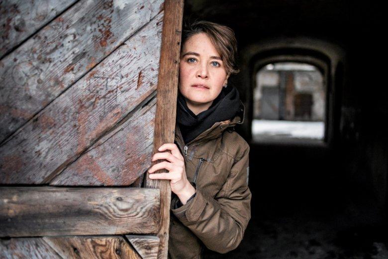 Anna Dąbrowska, szefowa organizacji Homo Faber, pomagającej m.in. migrantom w Lublinie.