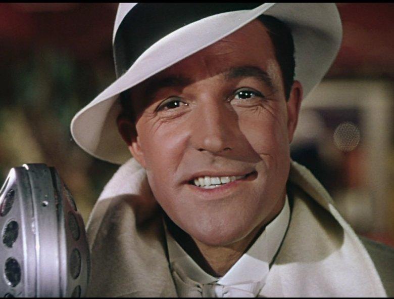 """Gene Kelly w """"Deszczowej piosence"""""""