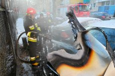 W Karwinach pod Braniewem doszło do wypadku samochodowego, w którym zginęło pięć osób. Zdjęcie poglądowe.