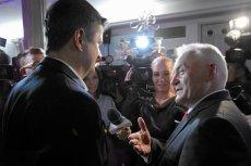 """Miller sprzymierza się z Palikotem, Kaczyński z Gowinem i Ziobrą - w polityce nigdy nie mówi """"nigdy"""""""