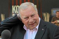 Aktor i scenarzysta, prof. Jerzy Stuhr