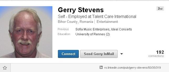 Gerry Stevens