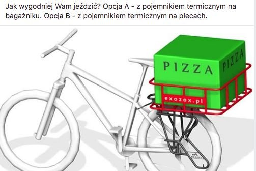 Czego się nie robi dla pizzy?