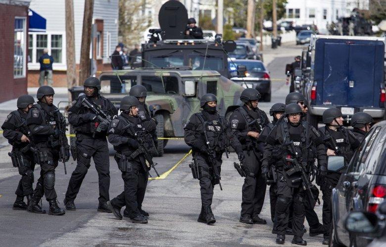 Państwo policyjne?