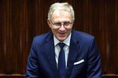 """Poseł PiS Tomasz Latos w rozmowie z naTemat wyjaśnia, co miał na myśli, pisząc o """"przykryciu"""" ustaw o SN i KRS."""