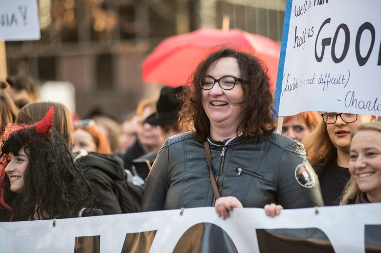Marta Lempart zapowiedziała kolejne protesty, jeśli politycy nie wycofają się z pomysłu nowelizacji ustawy antyaborcyjnej.