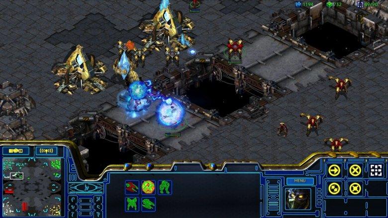 Starcraft 2 nie wyświetla ekranu dobierania graczy