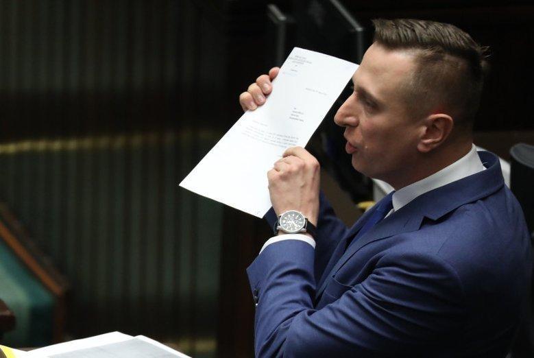 Krzysztof Brejza zaczyna tropić dziwne wątki dotyczące zakupu nieruchomości przez Mateusza Morawieckiego.