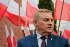 Prezydent Białegostoku Tadeusz Truskolaski nie widzi szans na współpracę z kierownikiem Jagiellonii po tym, co się stało na Marszu Równości.