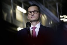 Mateusz Morawiecki przemawiał przed przewodniczącymi trybunałów sprawiedliwości z Europy Wschodniej.