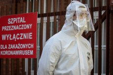 Wśród osób, które były na weselu w Ostaszowie wykryto już 21 przypadków koronawirusa.