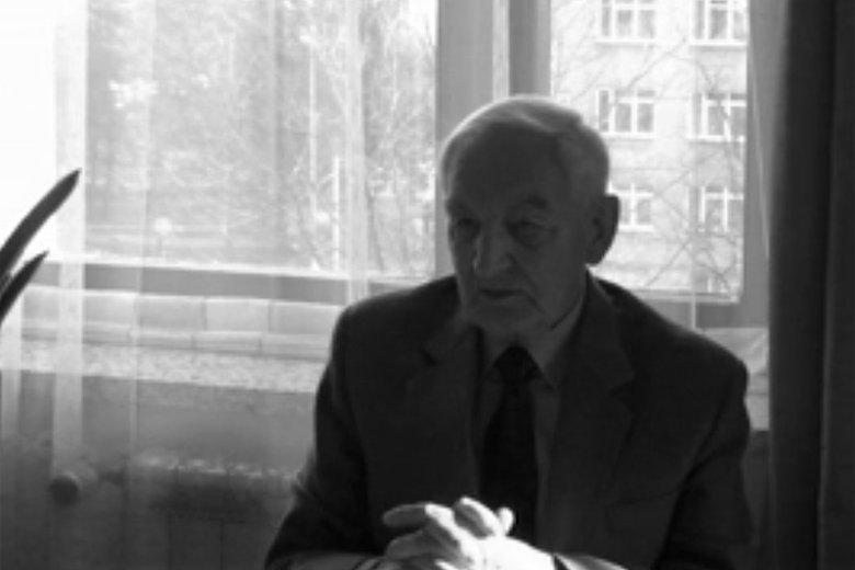 Zmarł Tadeusz Smreczyński.