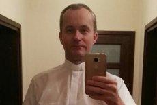 Ksiądz Janusz Chyła znalazł zależność pomiędzy liczbą ludzi uczęszczającą do konfesjonałów a tych, którzy korzystają z pomocy psychologa.