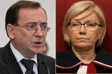 Julia Przyłębska bohatersko staje w obronie Mariusza Kamińskiego. Prezes TK chce zablokować proces w Sądzie Najwyższym.