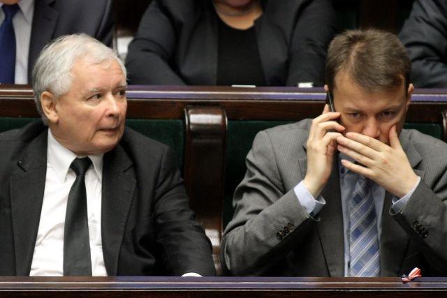 Czy Jarosław Kaczyński już coś podejrzewa?