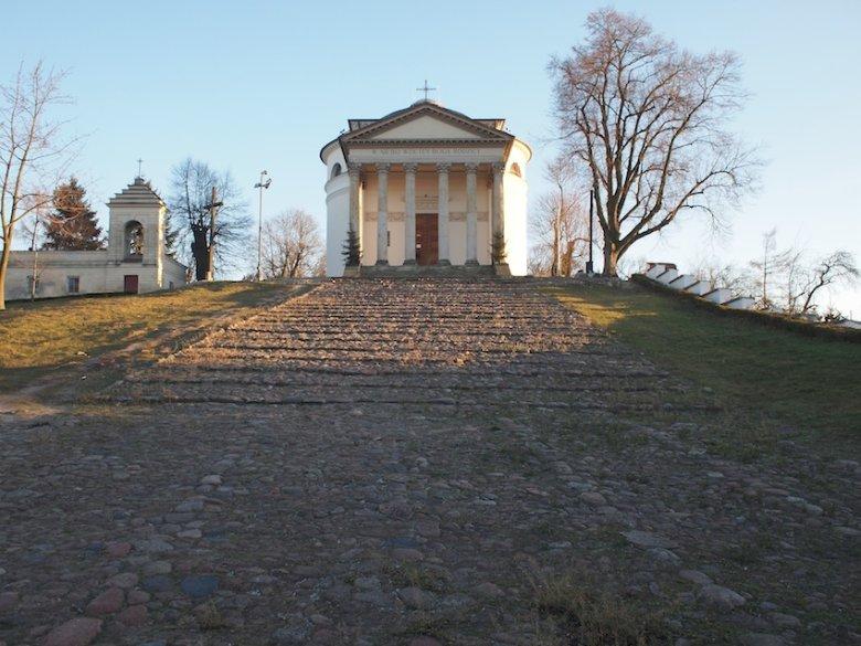 Świątynia na wzór rzymskiego Panteonu