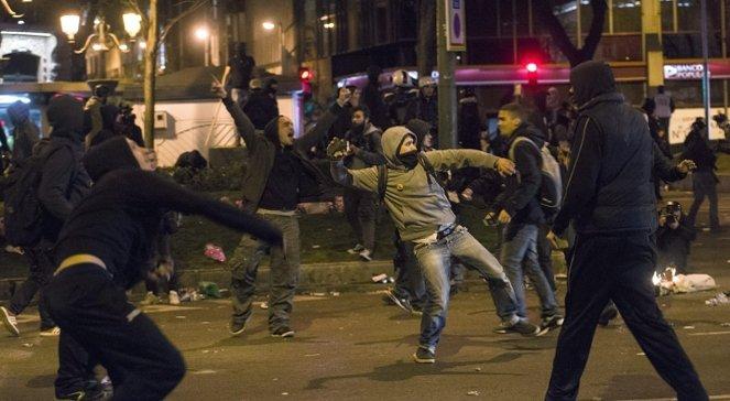 Zamieszki w Madrycie