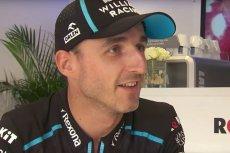 Robert Kubica zostanie kierowcą symulatora.