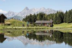 Vorarlberg, położony w Austrii, to dobre miejsce na wakacyjny odpoczynek.