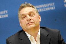 Premier Węgier Victor Orban zapowiada, że będzie głosował przeciwko sankcjom wobec Polski