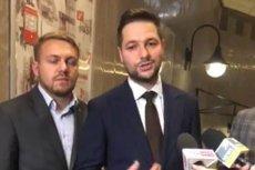 """Patryk Jaki wybrał sie do Sofii na marne, bo z całej wizyty zapamiętamy jego """"klęskę"""" w rozmowie z bułgarskim aktywistą."""