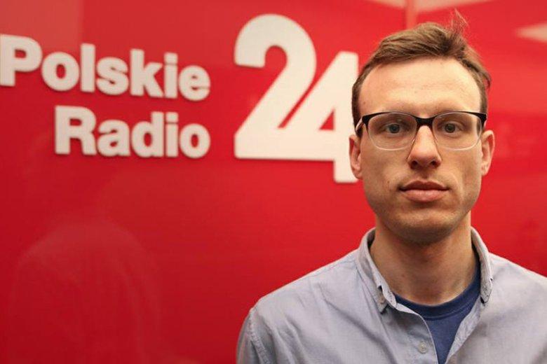 Dziennikarz Maciej Kluczka zostanie zwolniony z Polskiego Radia 24 zaledwie trzy dni po tym, gdy go zatrudniono.