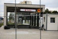 Przy stacji Trocka odbędą się niewielkie uroczystości.