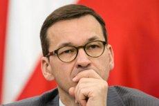 Morawiecki chce rozmawiać z UE i jednocześnie reformować sądownictwo.